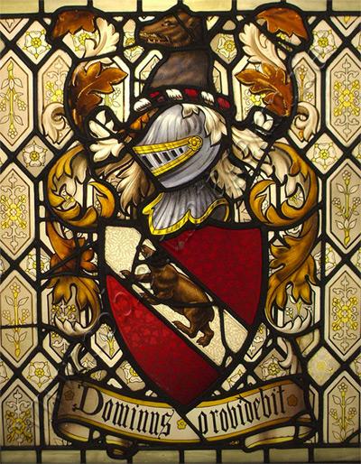 Hobler Family Coat of Arms